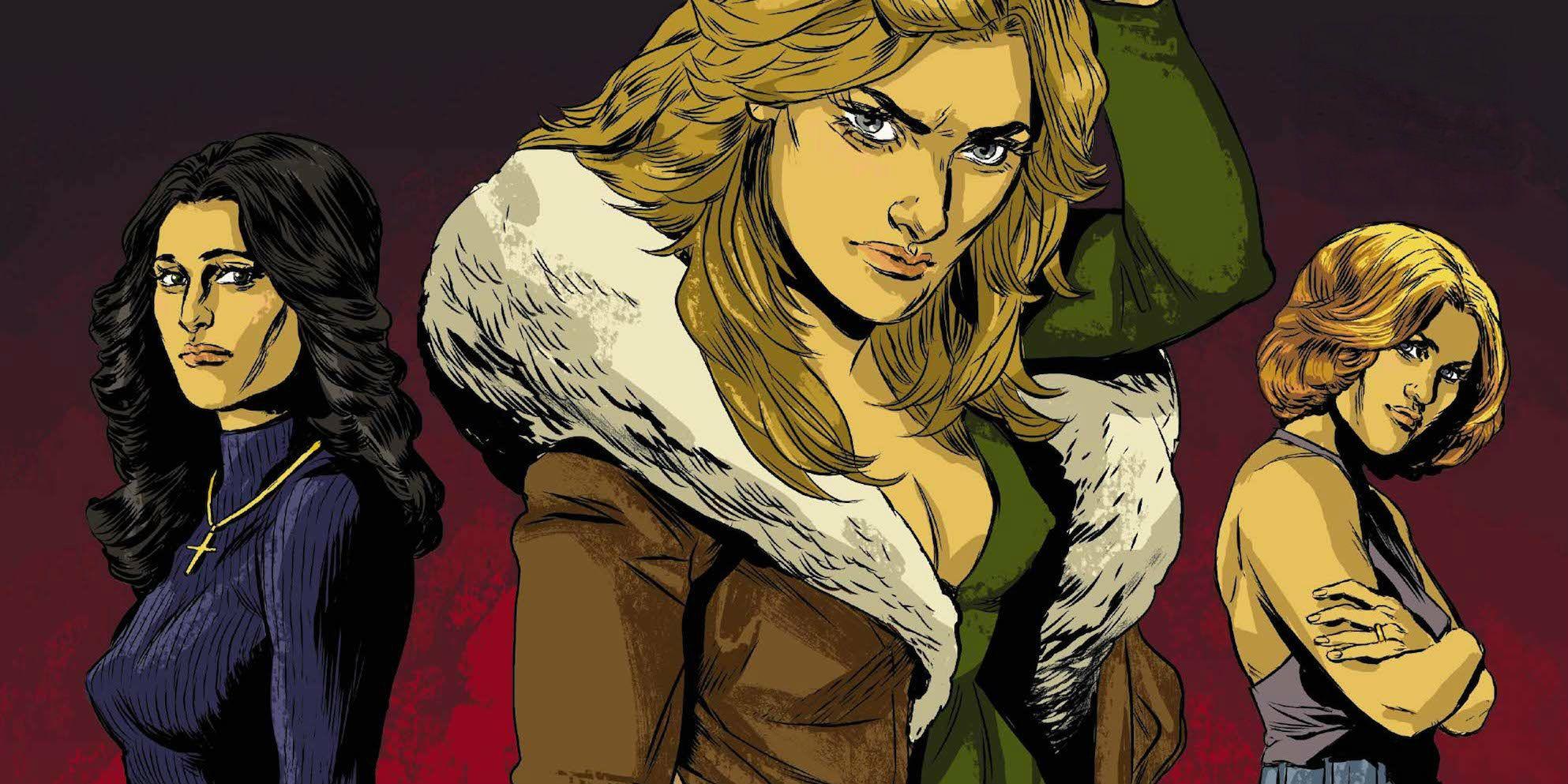 Exclusive: Vertigo Comics THE KITCHEN #7 | Nerdist