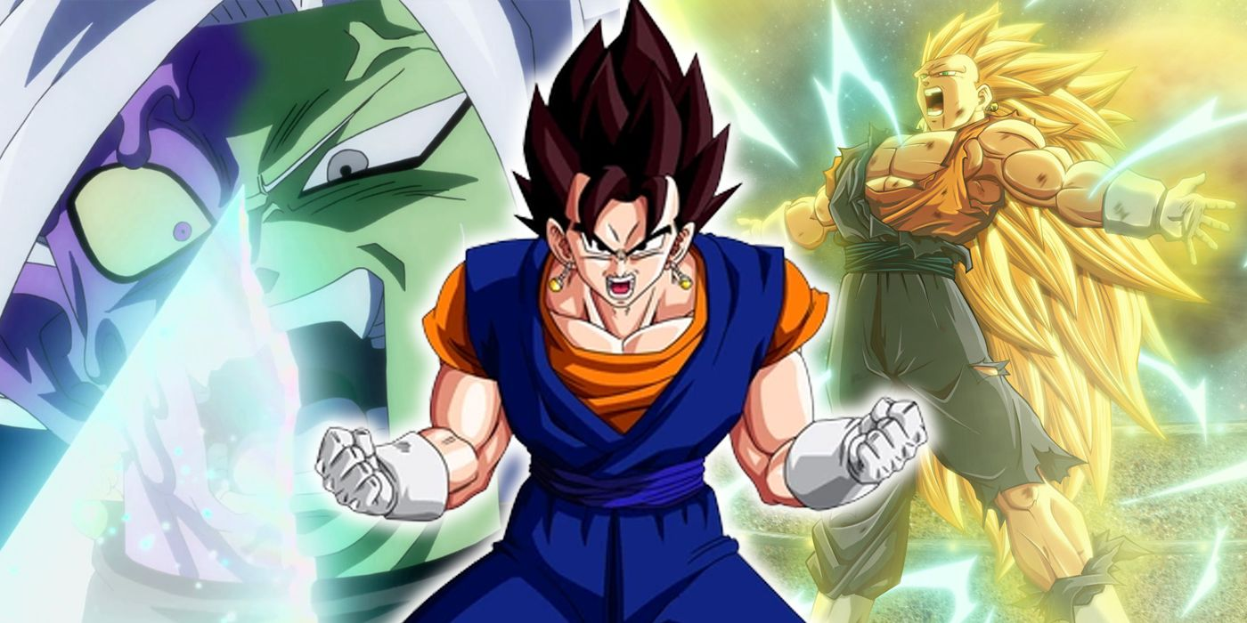 Dragon ball z hidden facts about vegito screenrant - Dragon bale z ...