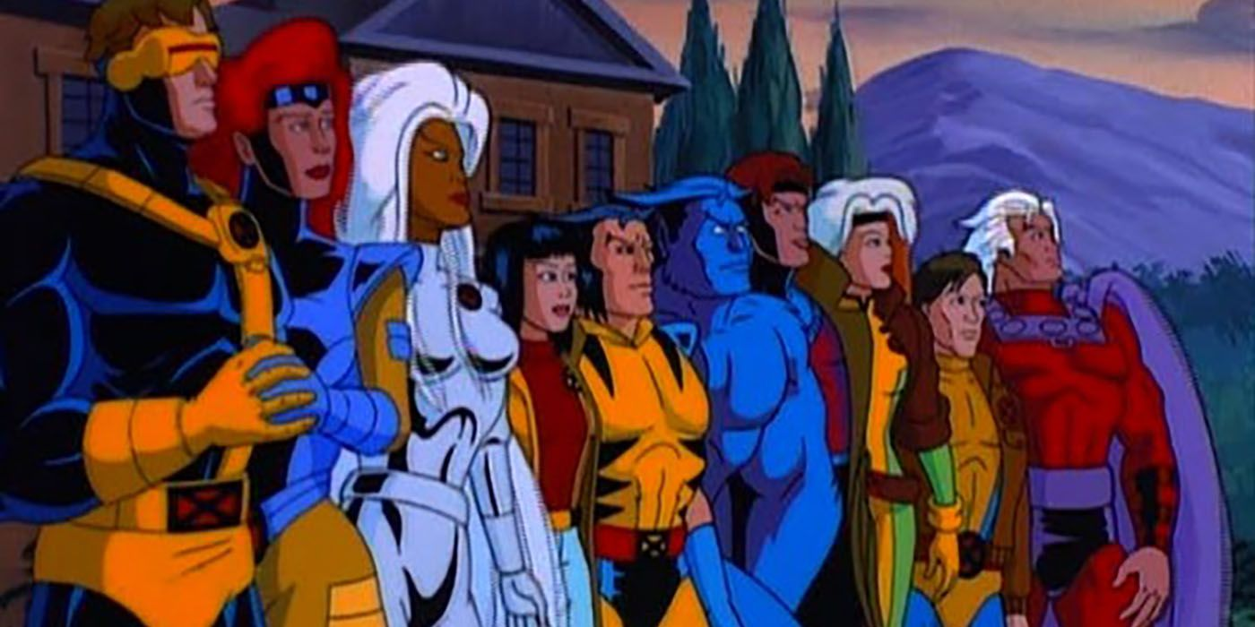 X-Men: The Animated Series Creators Want to Revive Show With Disney
