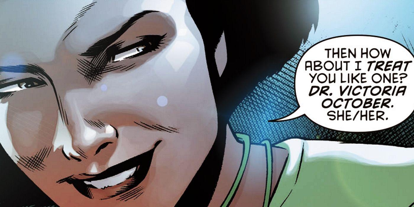Batman Comics Are Fighting For Transgender Awareness
