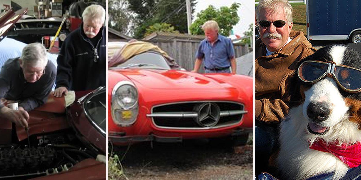 Dark Secrets Behind Chasing Classic Cars Screenrant
