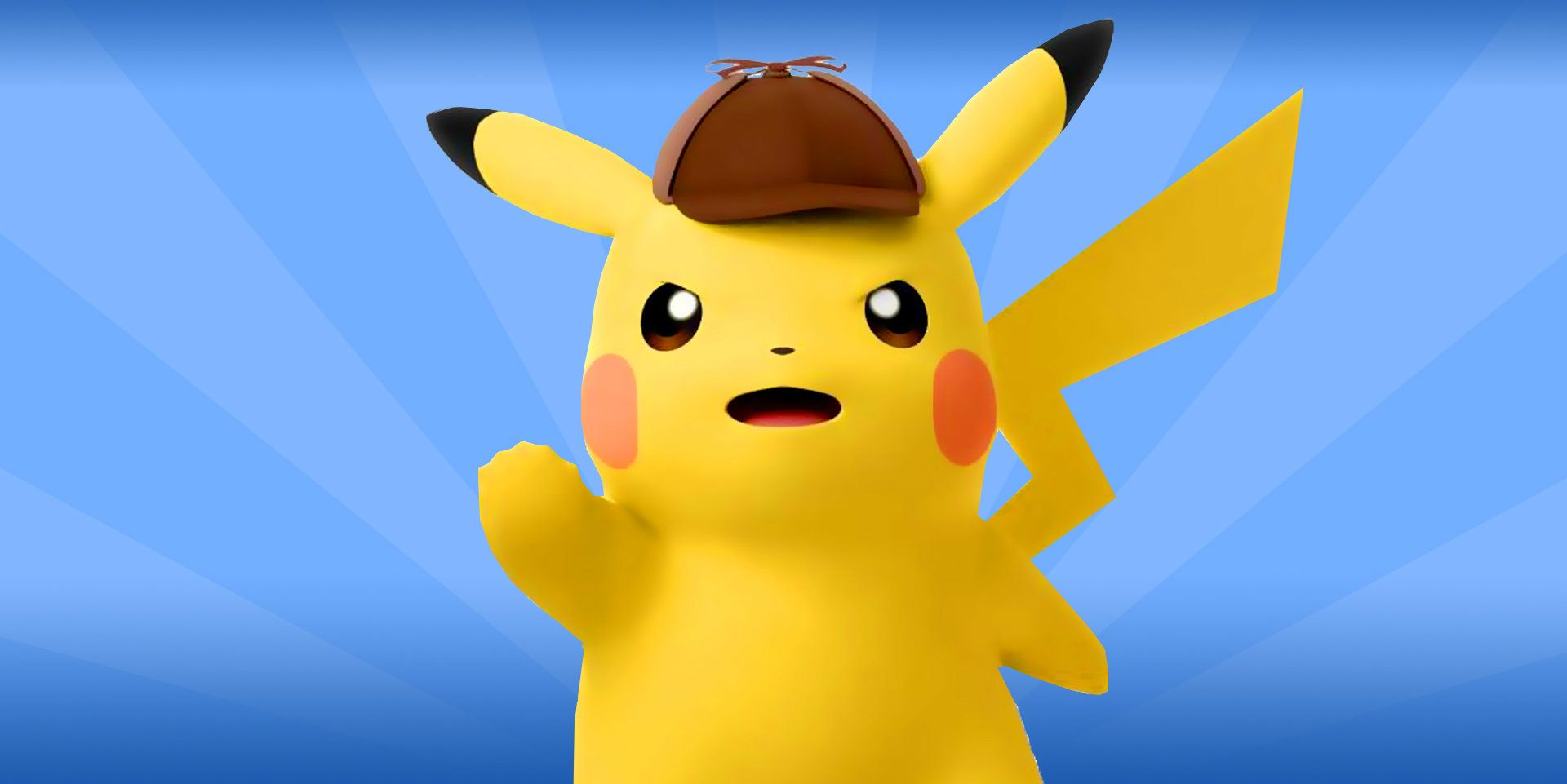 Detective Pikachu 2 Announced For Nintendo Switch After Movie S