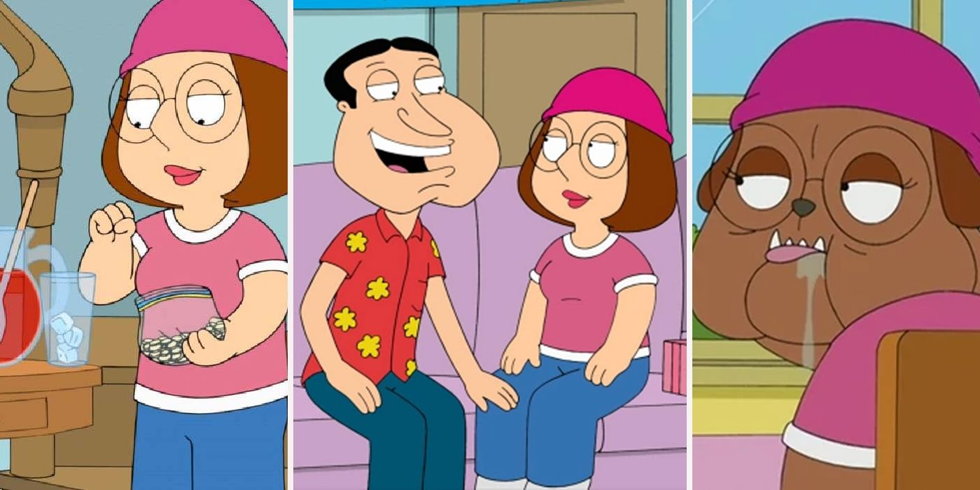 family guy things you didn t know about meg screenrant