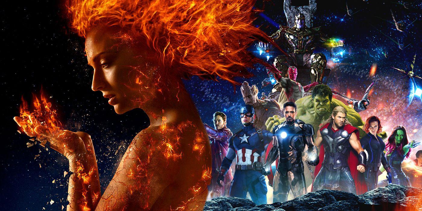 Will X-Men: Dark Phoenix Connect To The MCU? | ScreenRant
