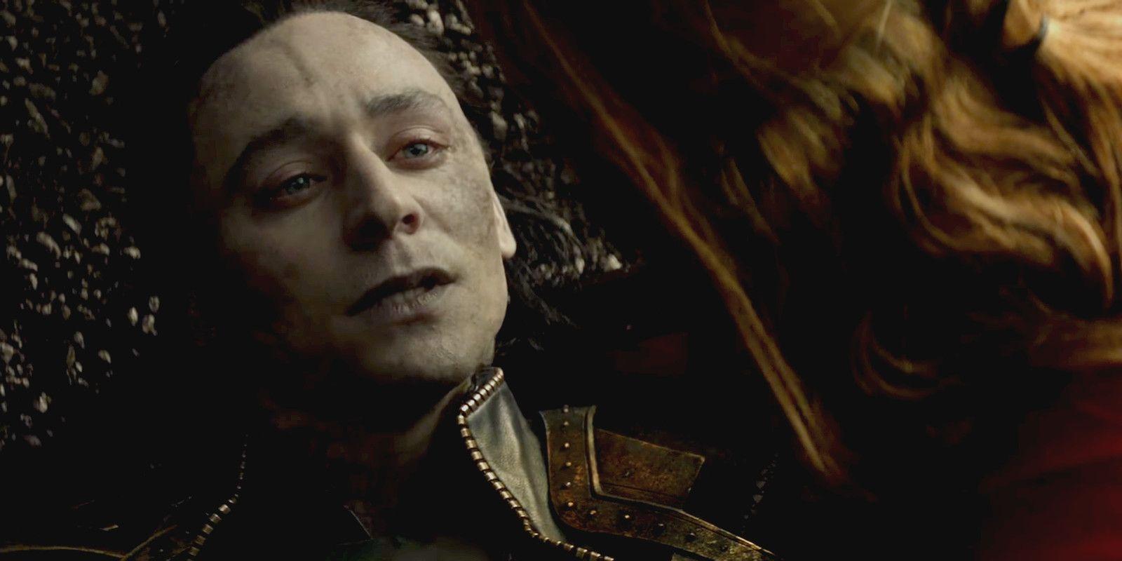 Loki's Thor: The Dark World Death Was Originally Permanent
