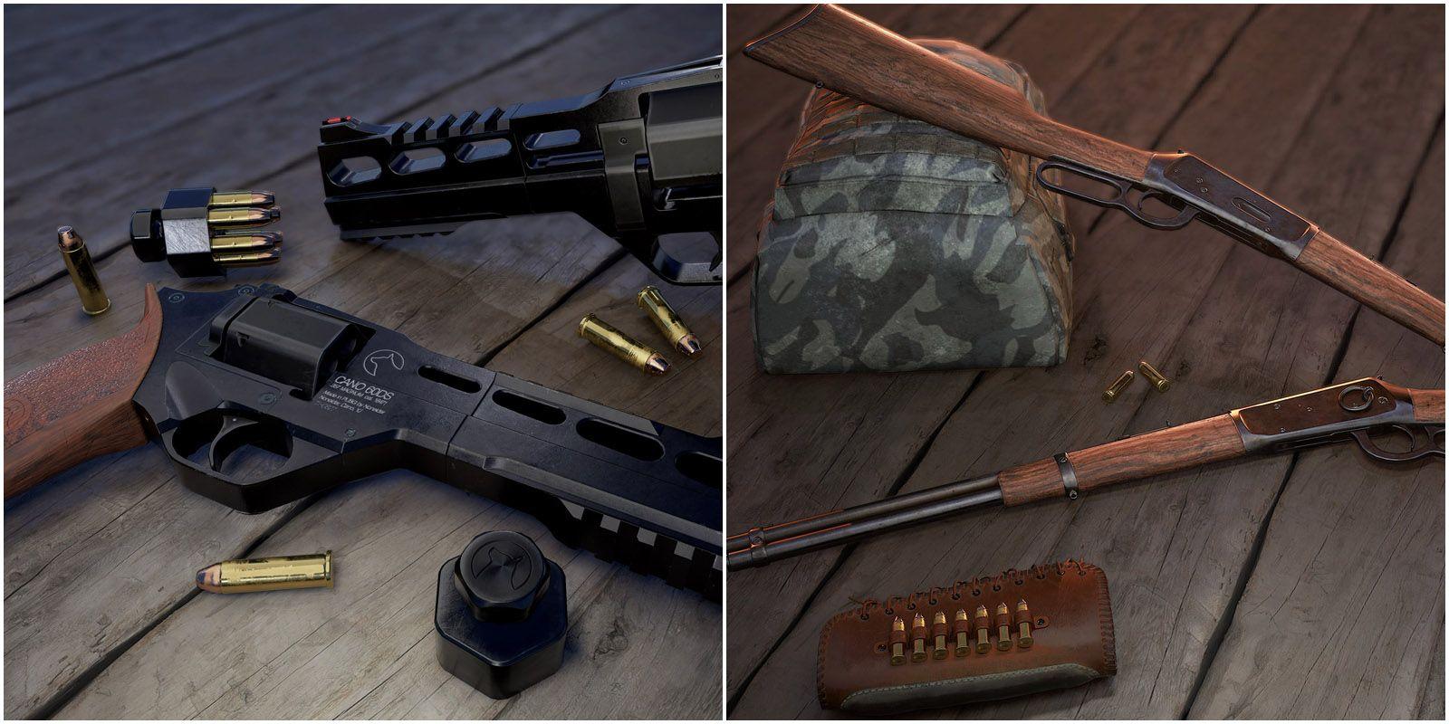 Pubg Guns: PlayerUnknown's Battlegrounds: Desert Map Details & New Guns