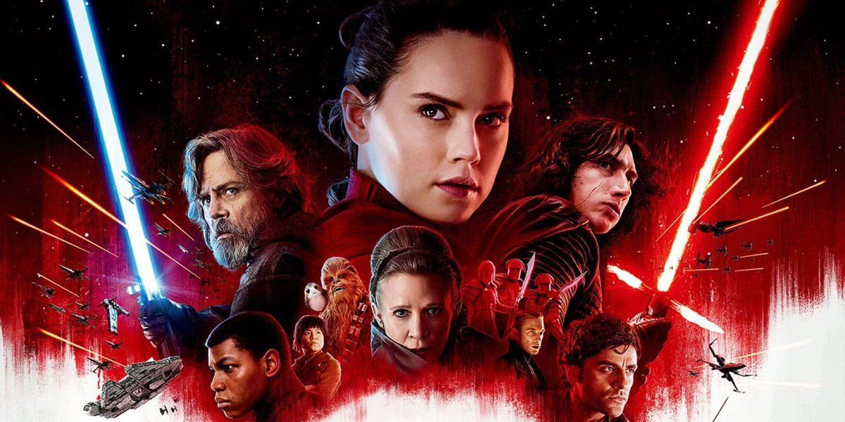 Star Wars The Last Jedi Blu Ray Release Possibly Revealed