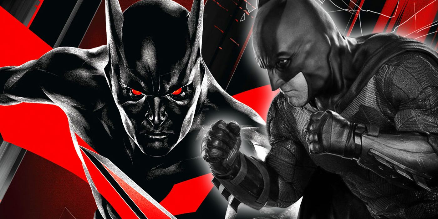 The DCEU's Batman Movie Should Be Batman Beyond | ScreenRant