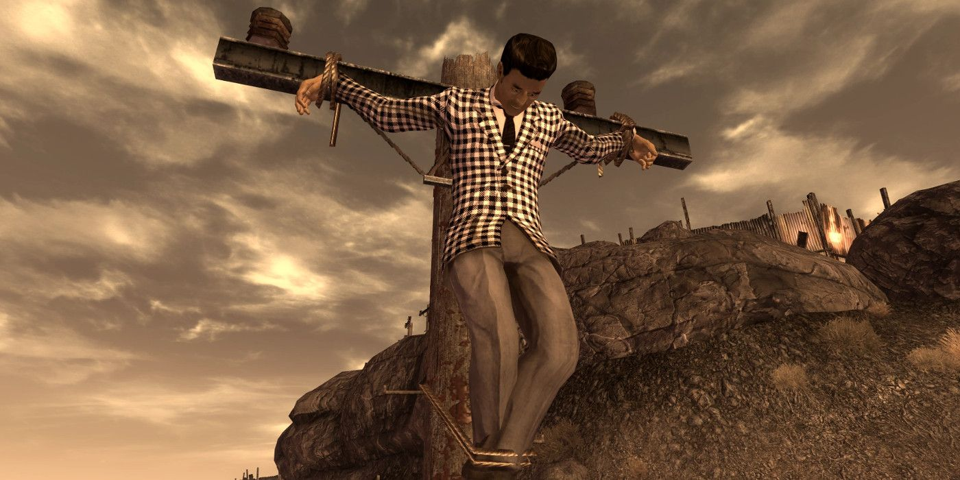 how to win fallout new vegas