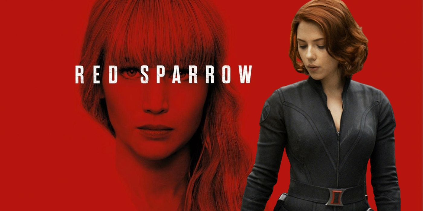 Red Sparrow Is How Not To Do A Black Widow Movie Screen Rant