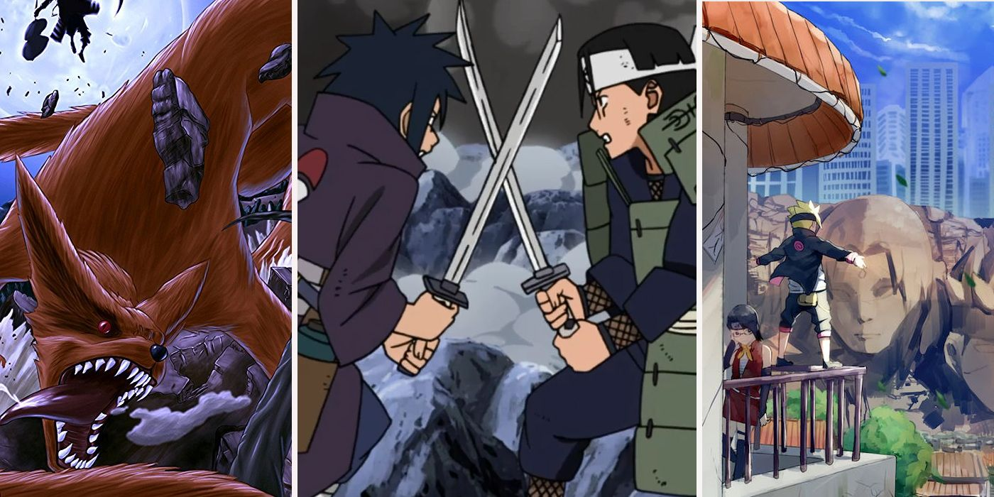 Naruto: Things Fans Didn't Know About The Konoha Village