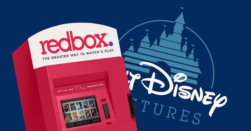Redbox Is Suing Disney For Copyright Misuse Screen Rant