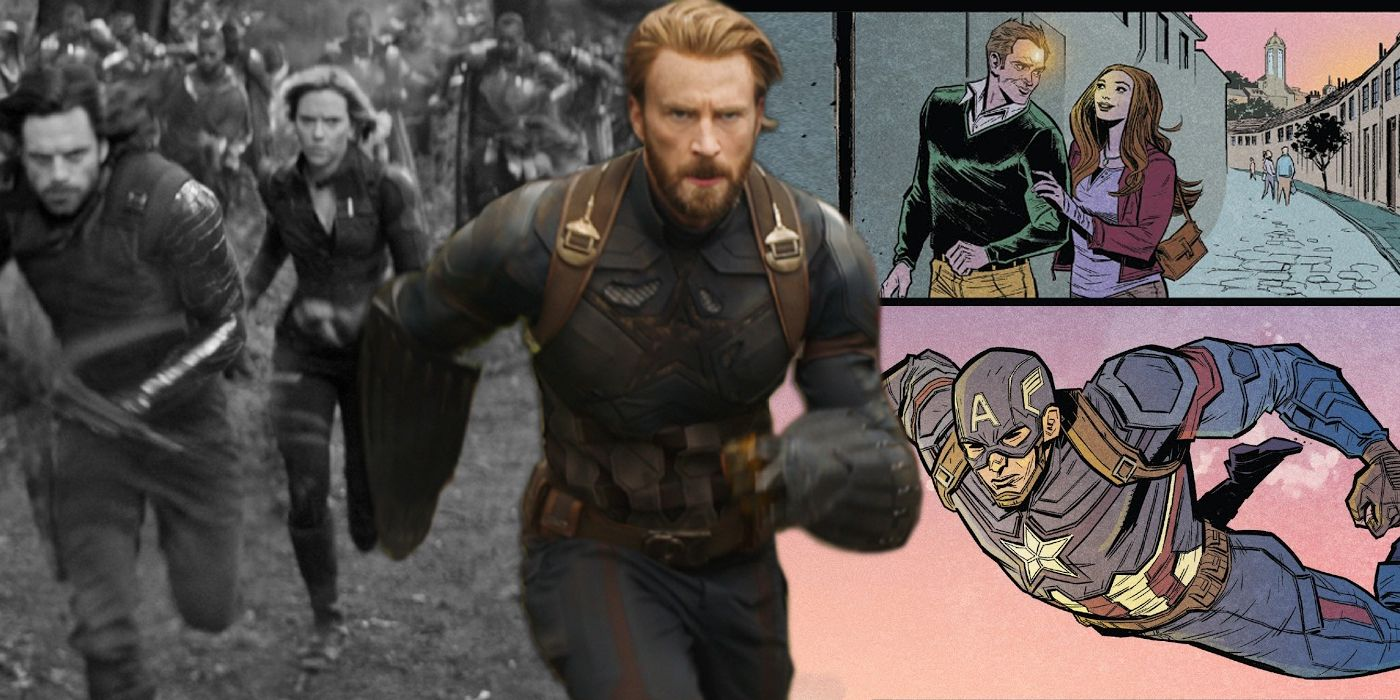 avengers characters most different in infinity war   screenrant