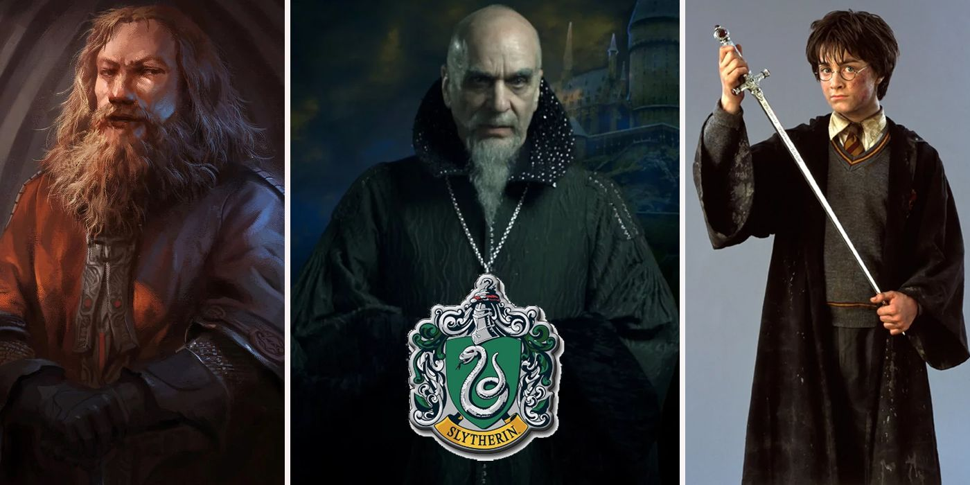 Harry Potter: Things You Didn't Know About The Founders of Hogwarts