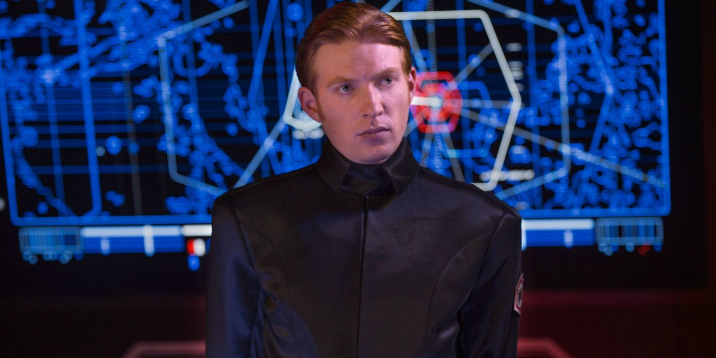 Last Jedi's Domhnall Gleeson Rejects Star Wars Diversity ...