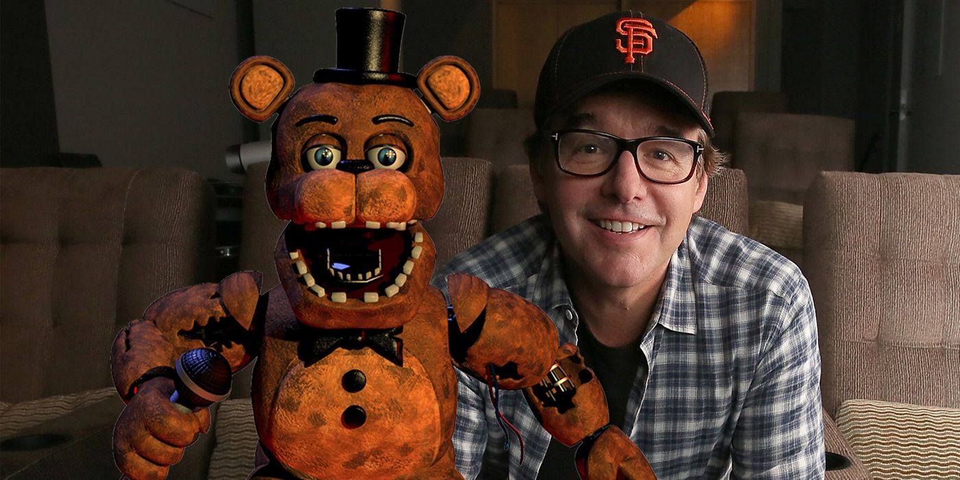 blumhouse promises five nights at freddy s movie update soon