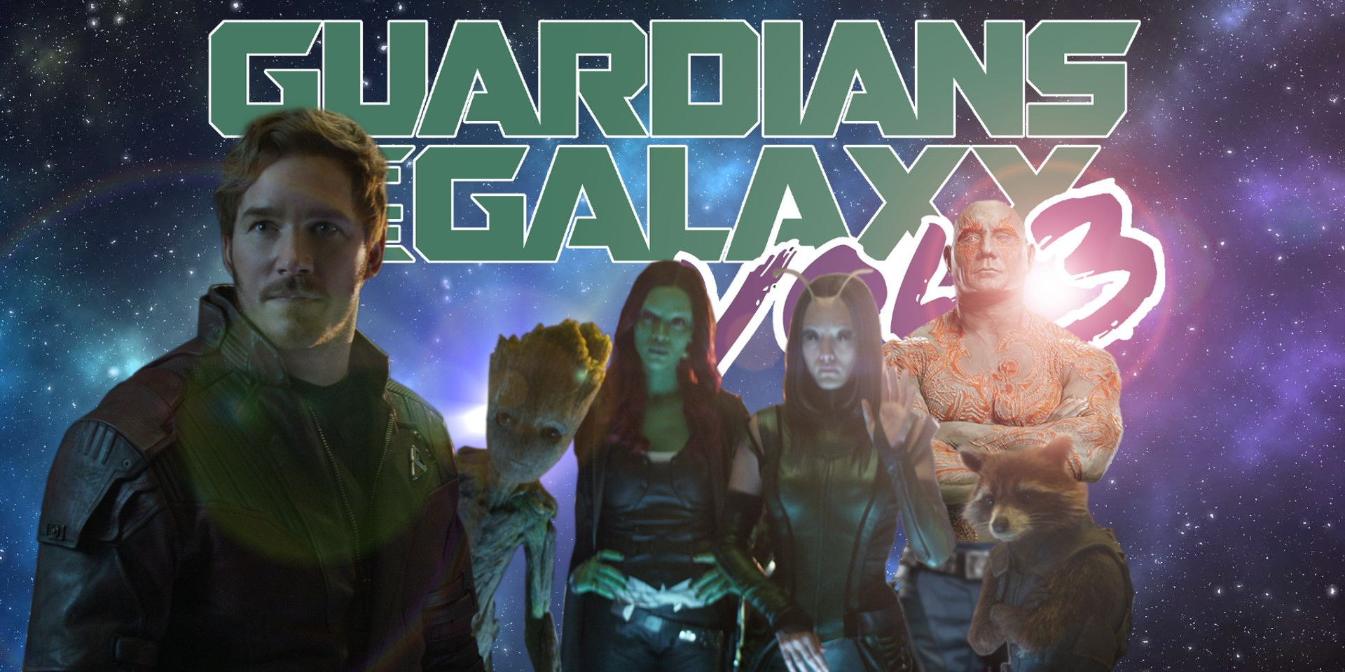james gunn s guardians of the galaxy 3 script will mostly be used