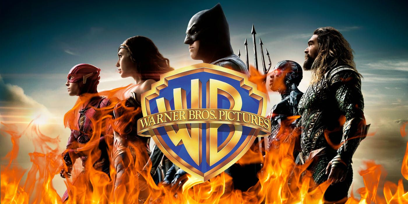 Warner Bros Knew Justice League Would Fail Screen Rant