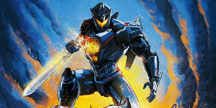 Pacific Rim Uprising Gets an IMAX Trailer & Poster