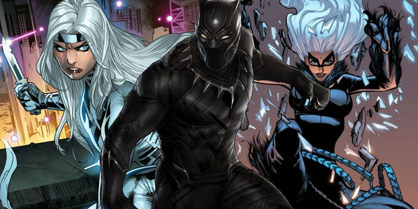 D23 2017 : Marvel Studios Booth - Black panther suit - YouTube