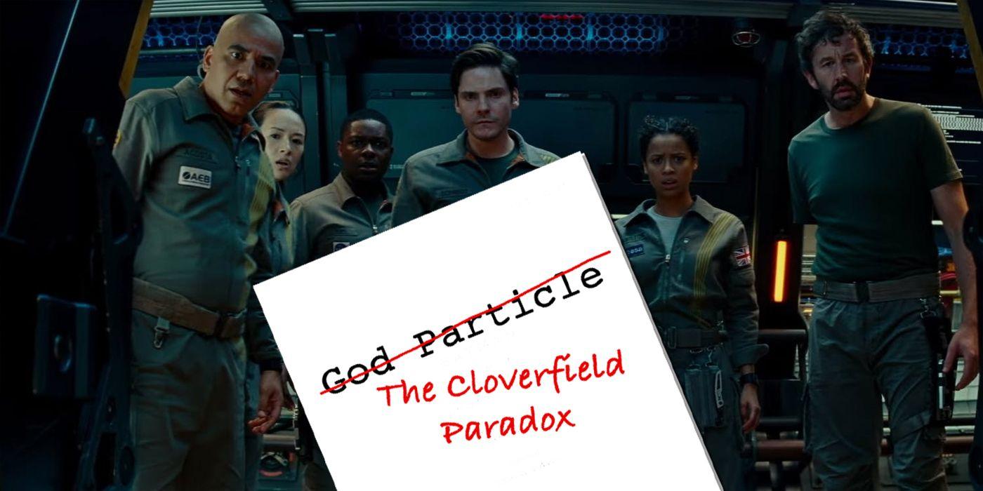 Cloverfield Paradox Original Script Differences Screenrant