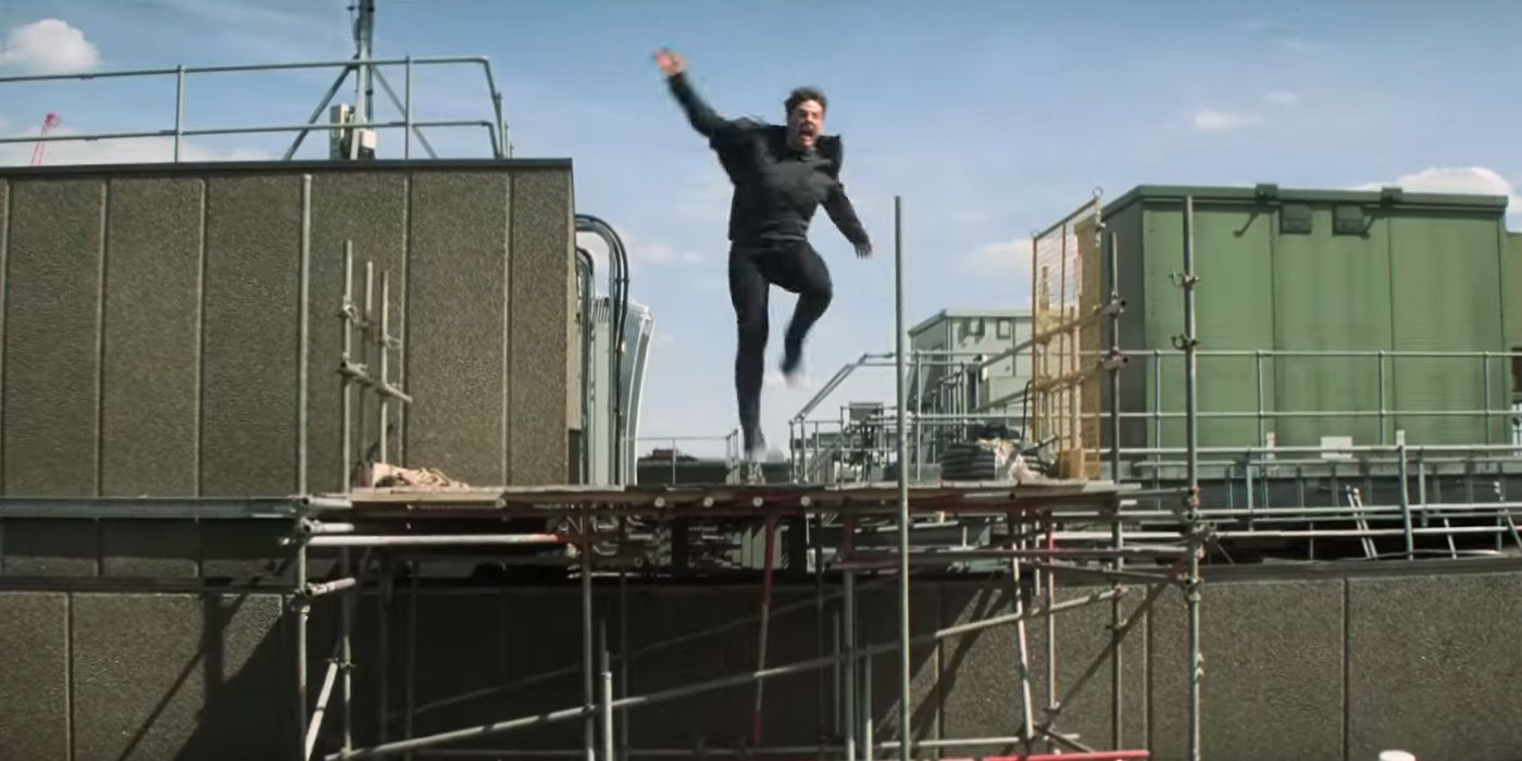 Tom Cruise's Mission: Impossible 6 Injury Is In The Movie