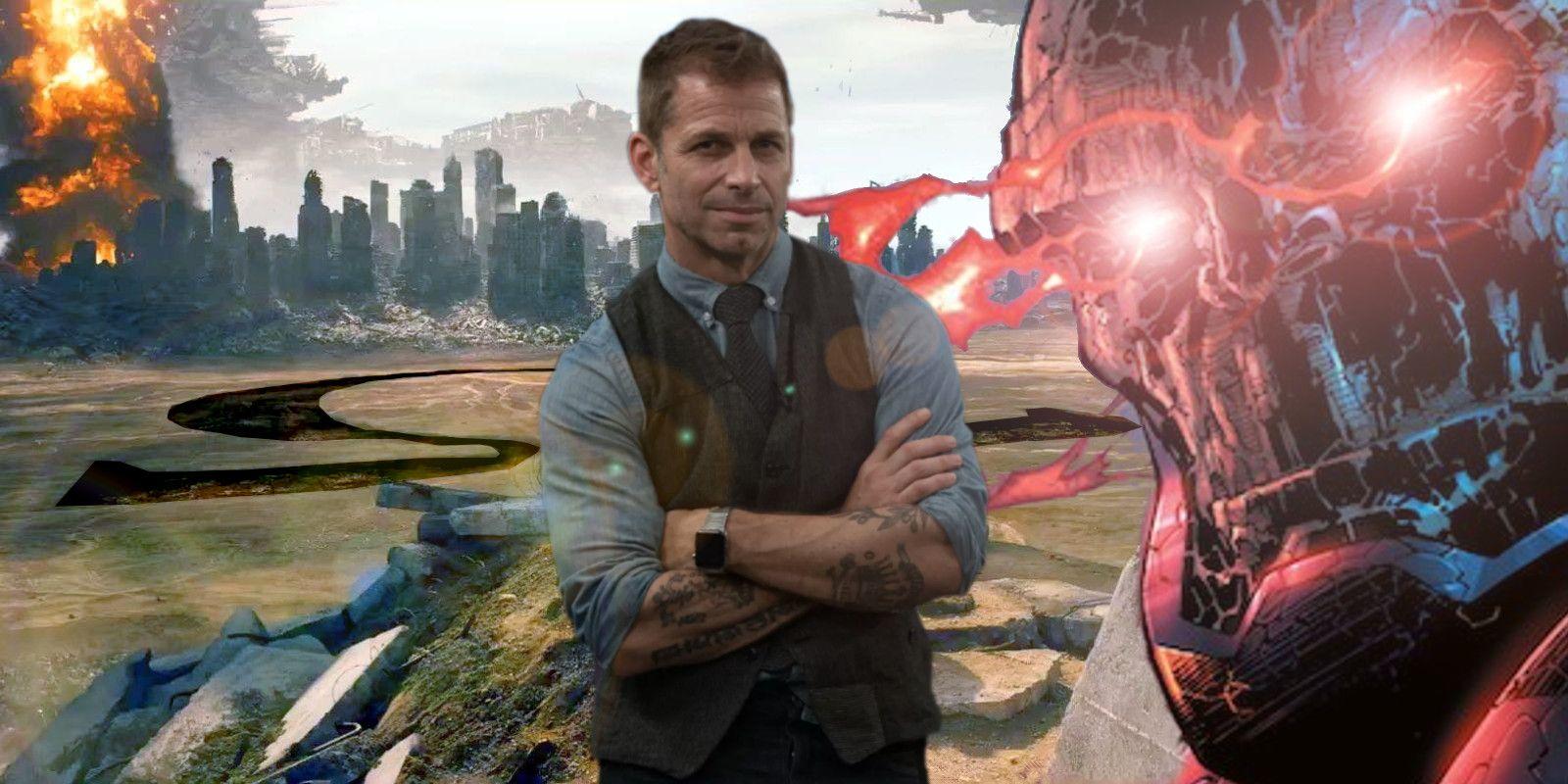 Justice League Cut Darkseid Scene Art Revealed | ScreenRant
