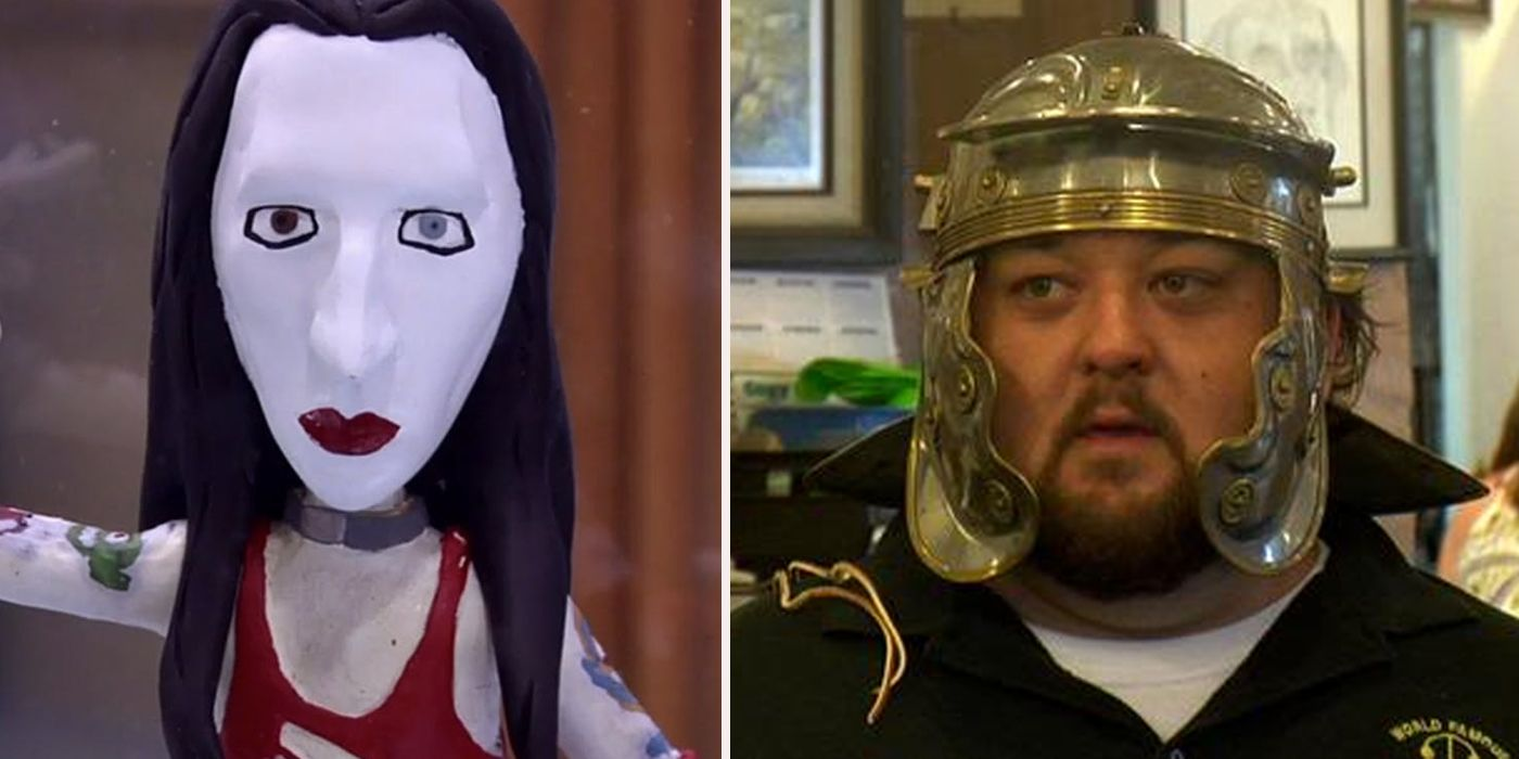 15 Odd Things That Have Been Pawned On Pawn Stars Screenrant