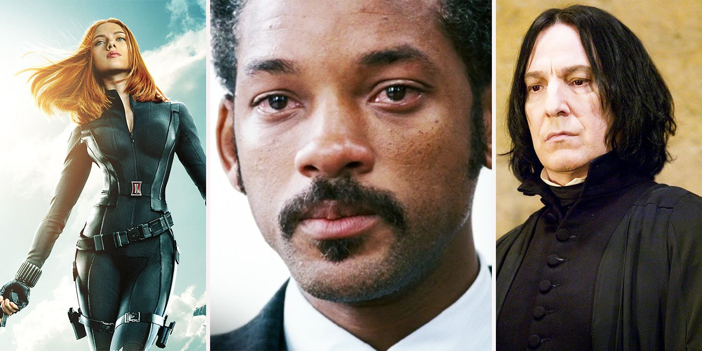 Nobody wanted to play these 12 roles, but they became masterpieces
