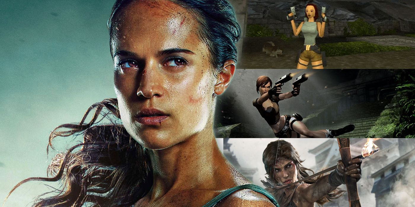 Is Tomb Raider A Prequel Remake Or Reboot Screen Rant