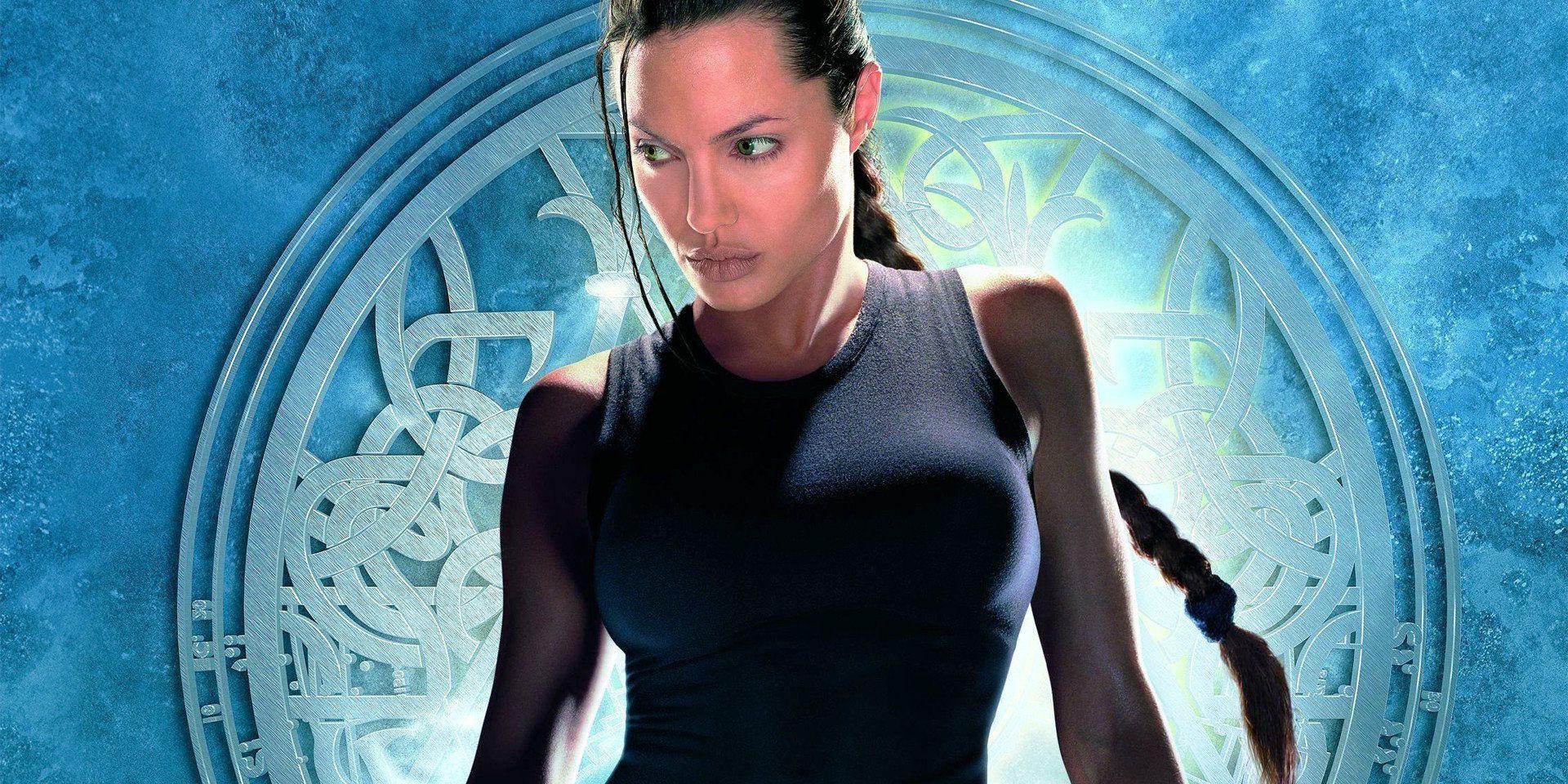 Raider Tomb Angelina Jolie Lara Croft