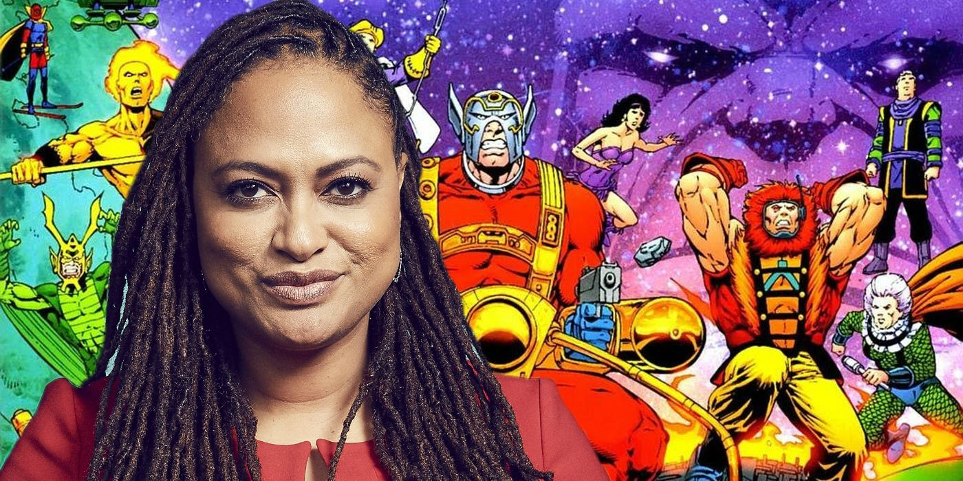 New Gods Movie Writers Ava DuVernay & Tom King Respond To Cancellation