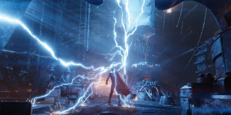 Theory Stormbreaker Isn T To Kill Thanos It Gives Thor S Powers Back