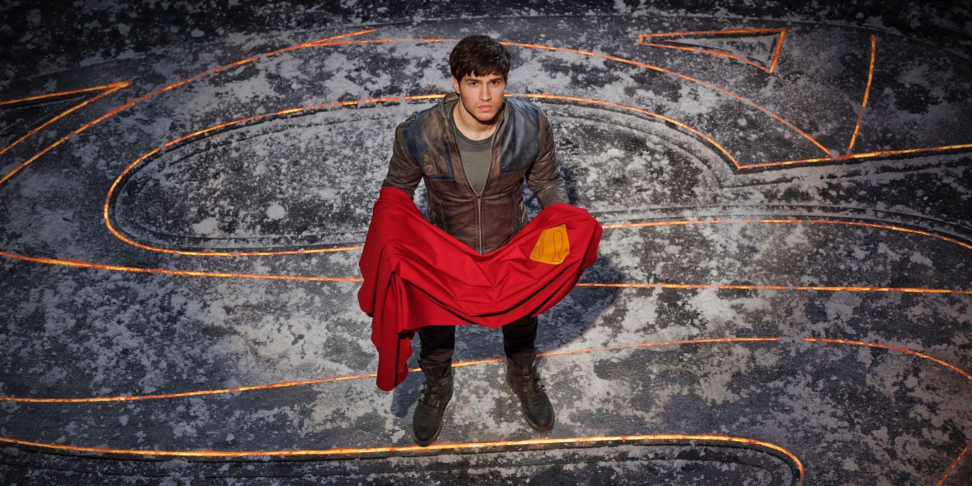 Krypton Star Cameron Cuffe Responds to Syfy Series Cancellation