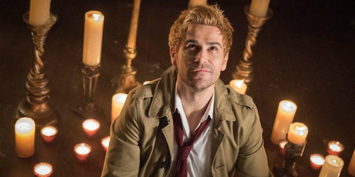 Legends Of Tomorrow Adding Constantine As Season 4 Regular