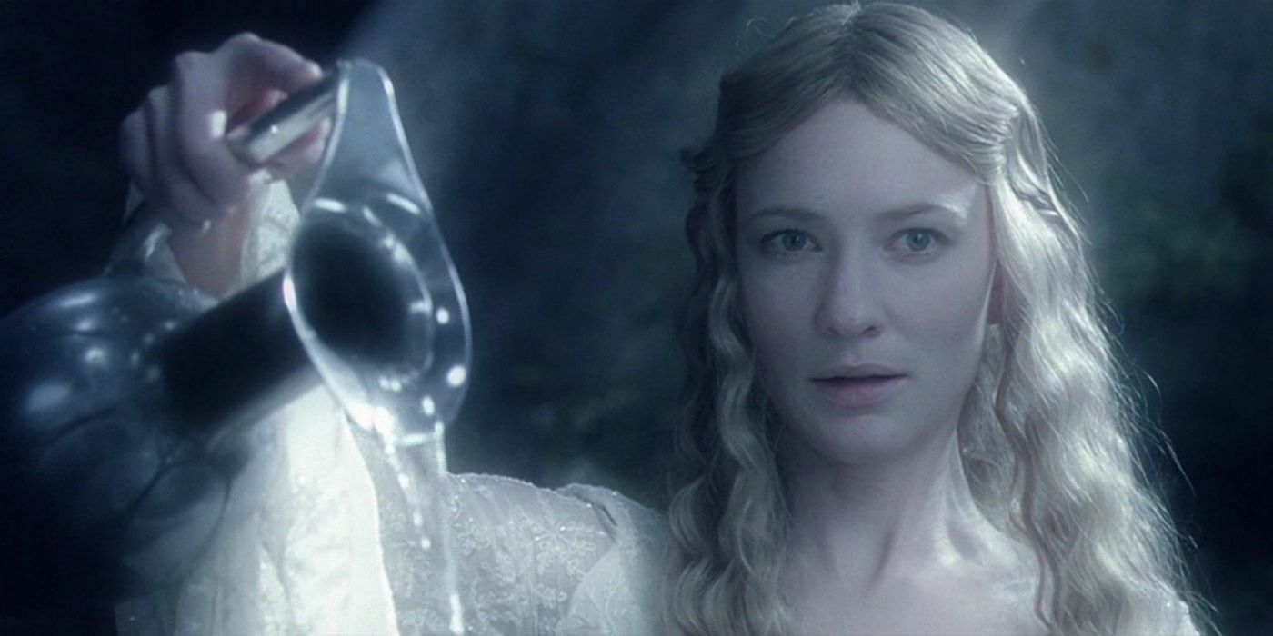 Lord of the Rings: Cate Blanchett Wanted To Play Surprising Second Character