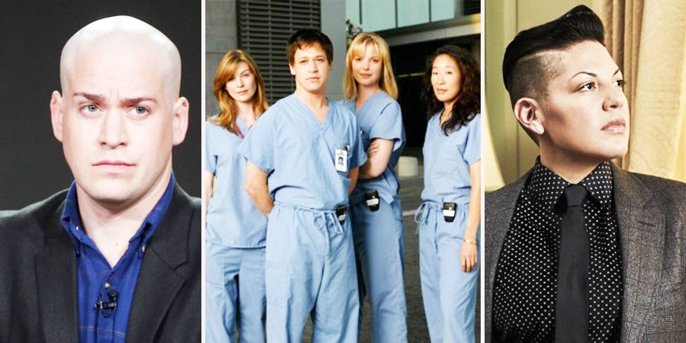 Greys Anatomy What The Cast Looked Like In The First Episode Vs Now