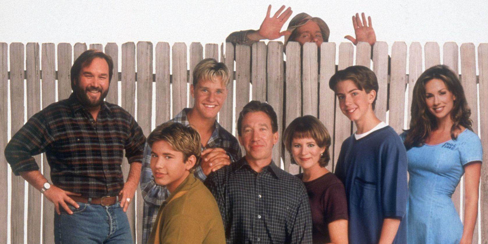 Tim Allen Open To Home Improvement Tv Show Reboot