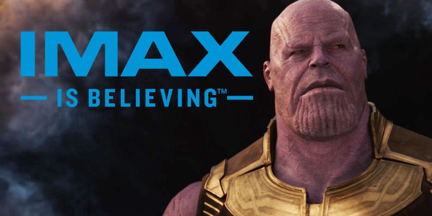 Shooting Infinity War All on New IMAX Camera Tech Was 'Amazing'