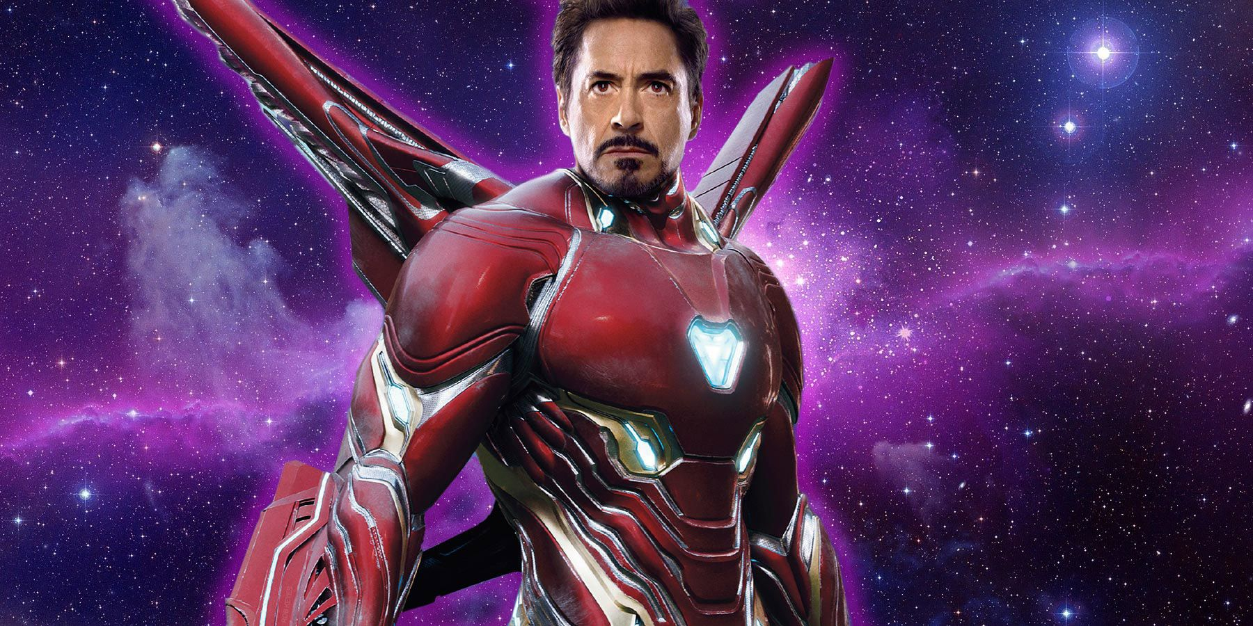 Iron Man Wears Bleeding Edge Armor In Infinity War Screenrant