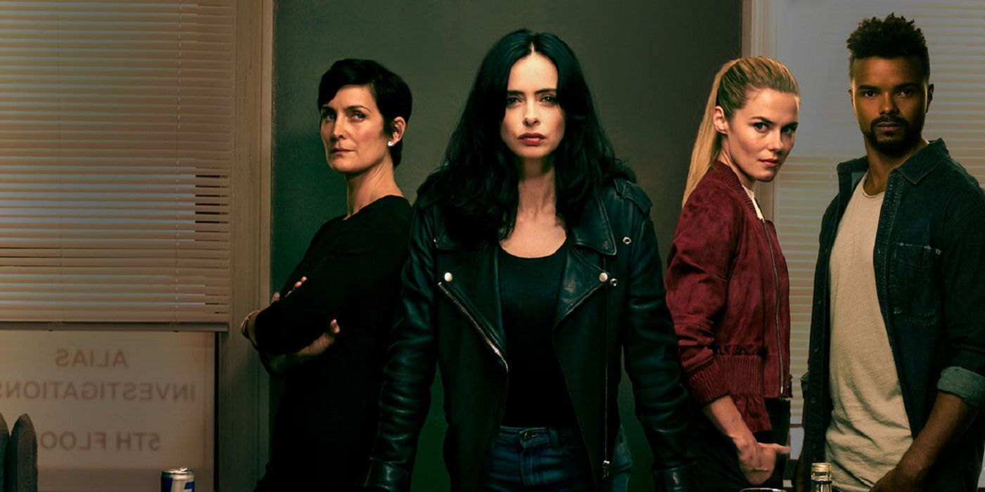 Jessica Jones Season 3 Starts Filming This Week | Screen Rant