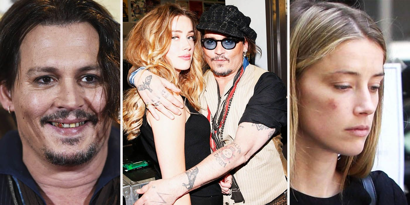 Who is johnny depp dating right now