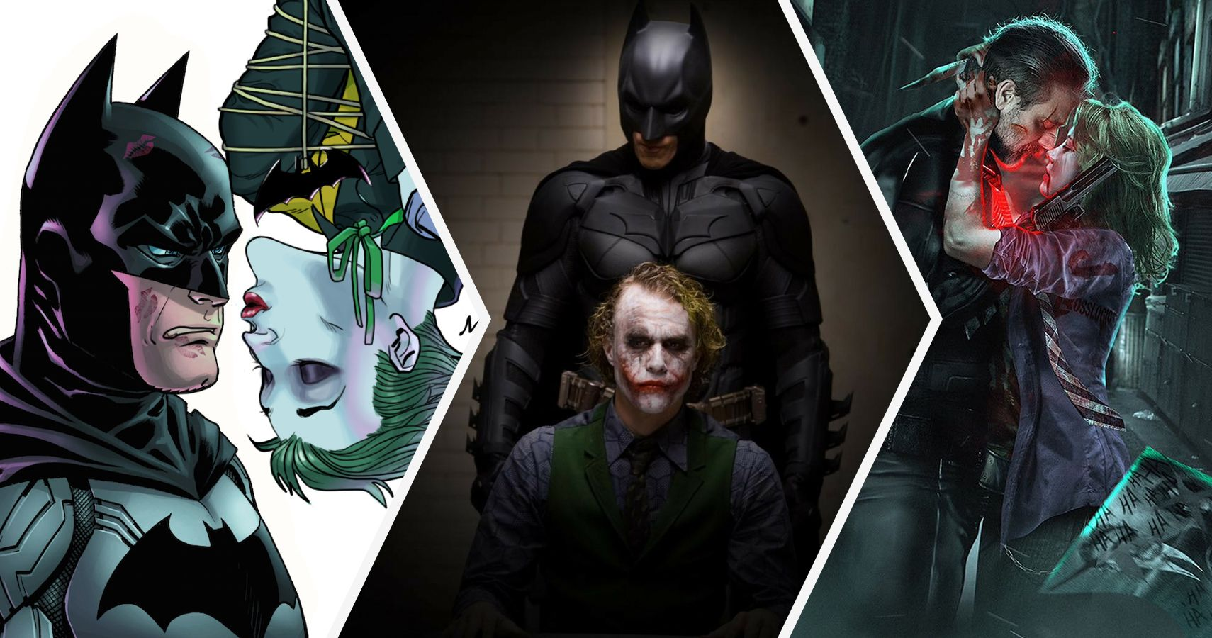15 Moments That Prove The Joker Secretly Loves Batman