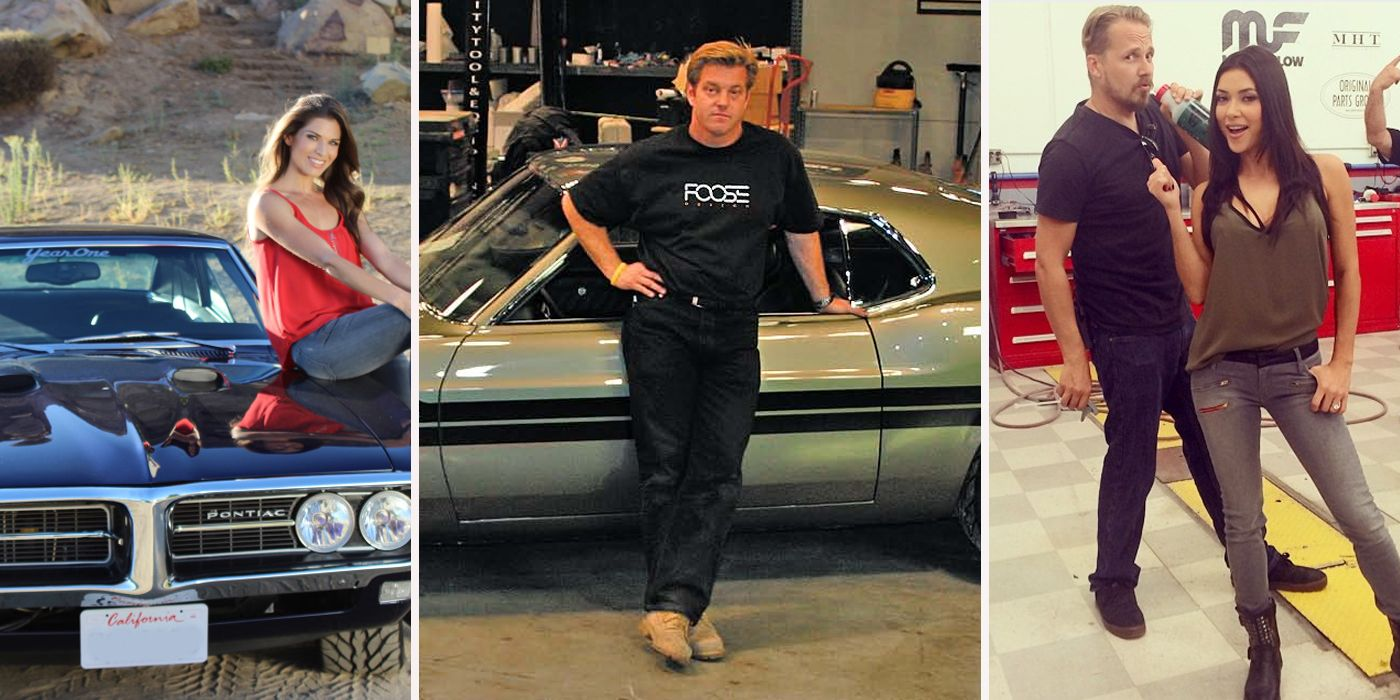 15 Secrets You Never Knew About Overhaulin' | ScreenRant