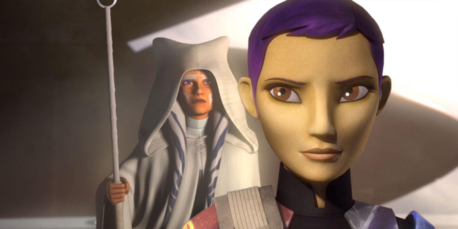 Star Wars Rebels Actress Wants Sabine & Ahsoka Spinoff