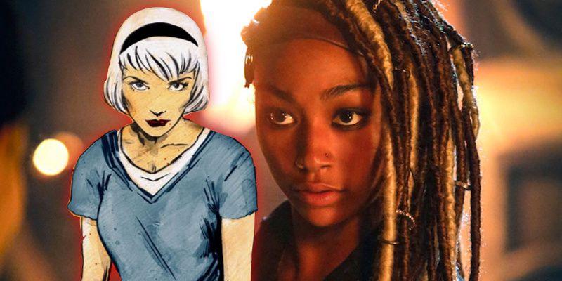 Sabrina Tv Series Casts Weird Sisters Leader Screenrant