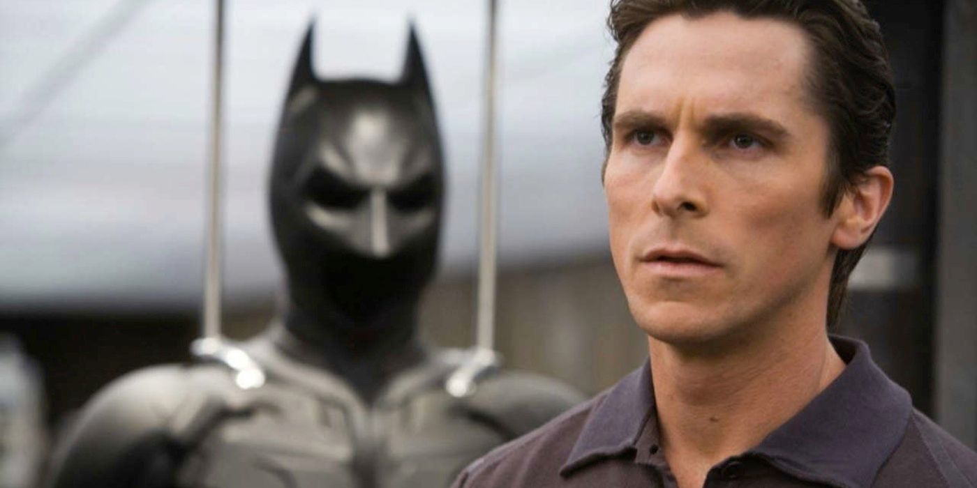 The Batman: Christian Bale Tells Robert Pattinson To Ignore Haters