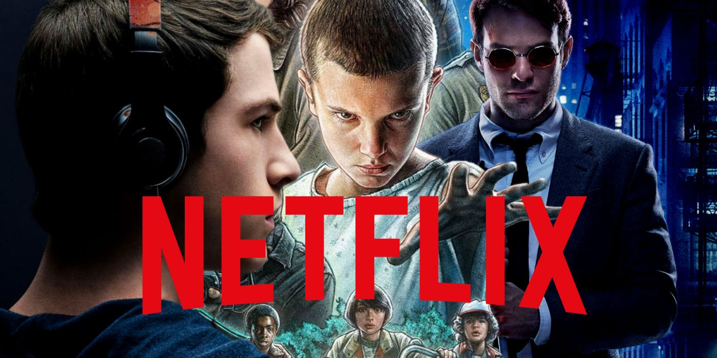 The best Netflix TV shows of (so far) - NOW Magazine