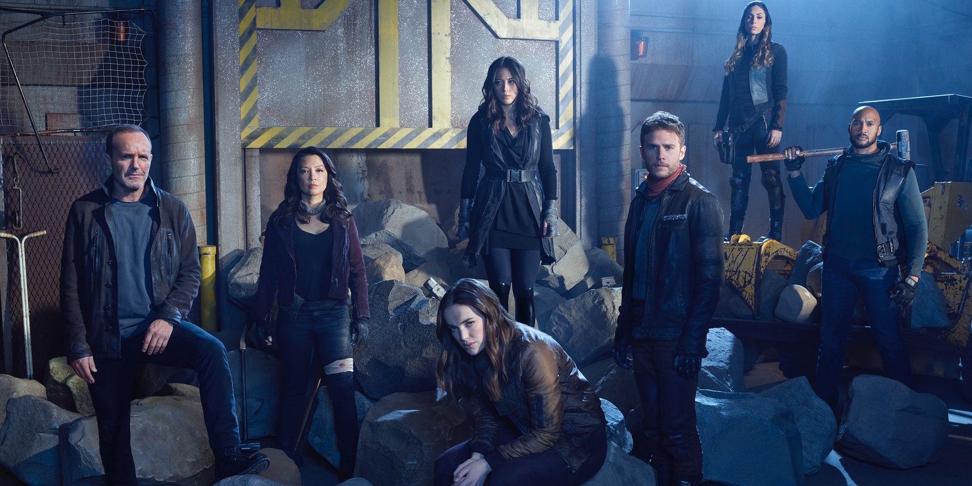 Marvel Agents Of Shield Staffel 5 Stream