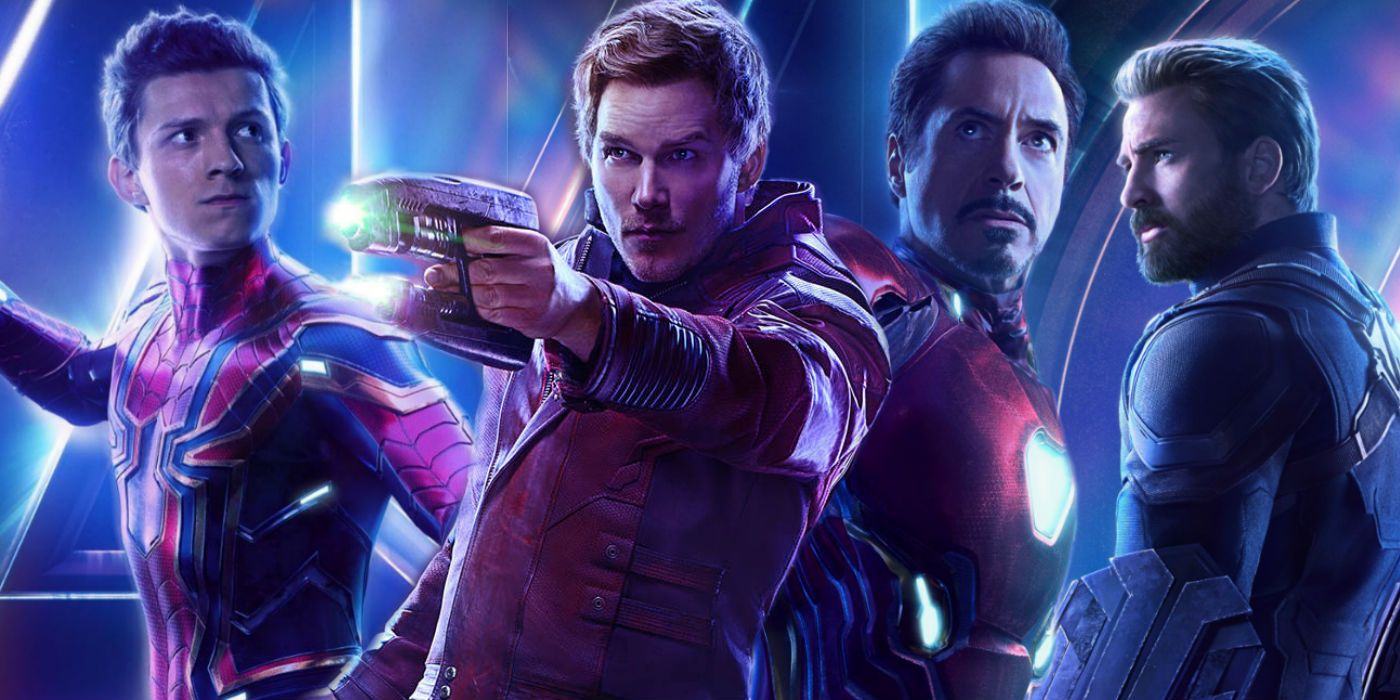 Every character in avengers infinity war ranked screenrant - Images avengers ...
